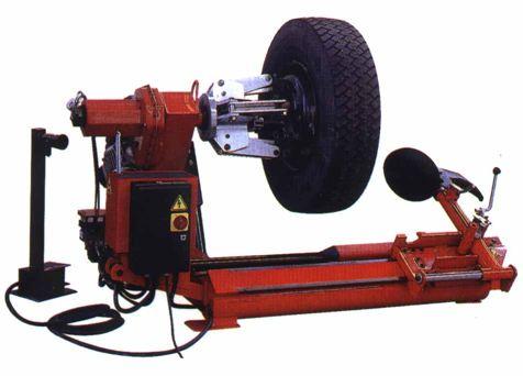 Lkw reifenmontiermaschine